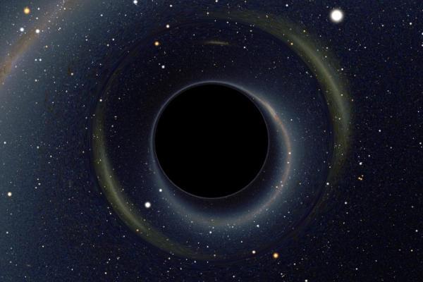 Путешествие к черной дыре