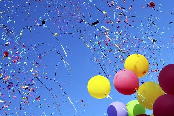 Воздушные шары представляют угрозу для окружающей среды