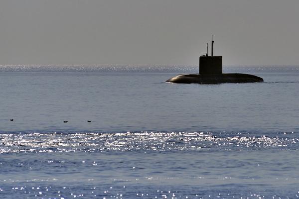 Экоактивисты беспокоятся об оставленной в Баренцевом море подлодке