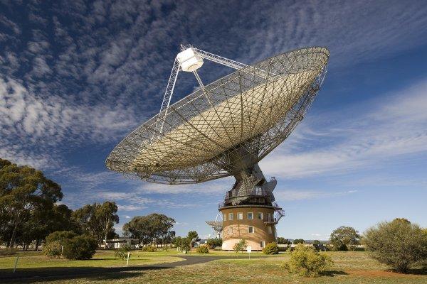 Таинственный радиосигнал из Вселенной засекли во второй раз