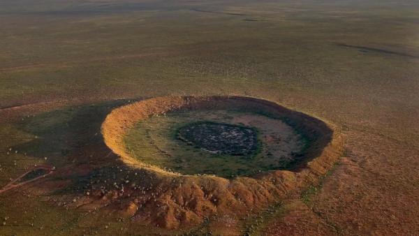 В Австралии обнаружили метеоритный кратер возрастом около 100 млн лет