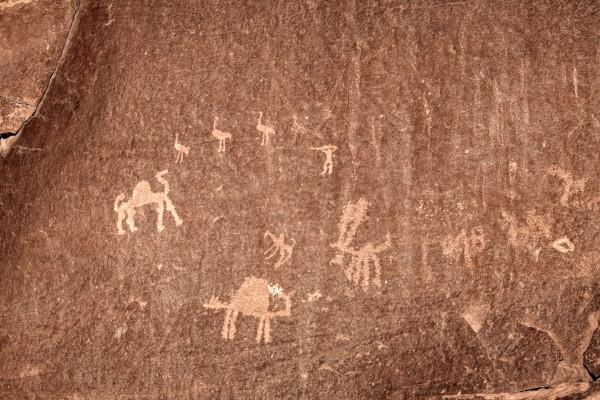 В Австралии обнаружили новый тип пещерного рисунка