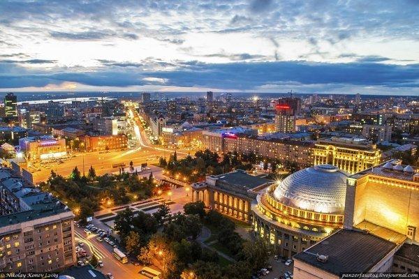Ввоздухе Новосибирска стало меньше опасных элементов
