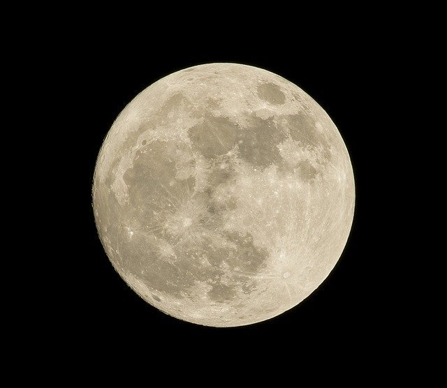 Астрофизики обнаружили на Луне гигантские