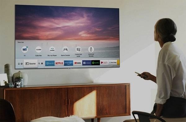 Samsung выпустит работающий на воздушной энергии телевизор