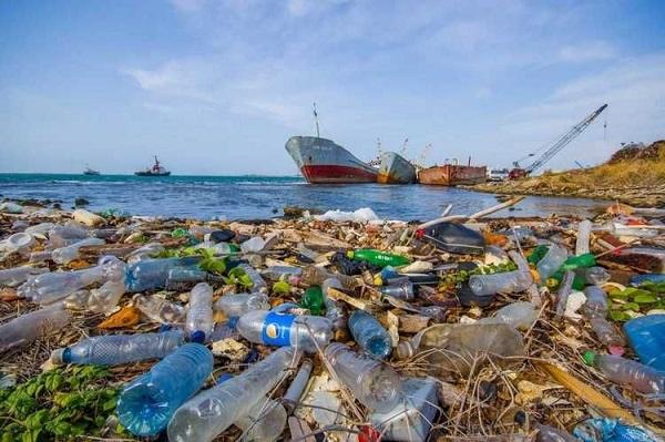 Количество пластикового мусора в океане неотвратимо увеличивается