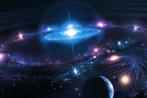 Ученые напали на возможный след предыдущей Вселенной