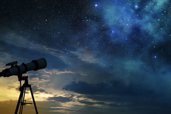 Виды телескопов для наблюдения Вселенной