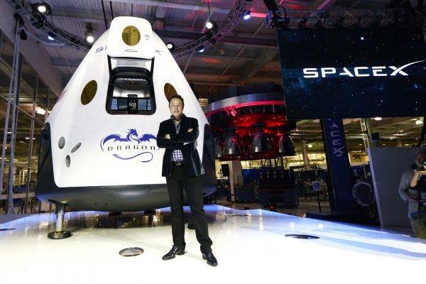 Успехи Илона Маска в ракетостроении