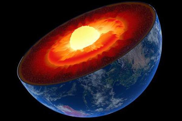 Ученые доказали: ядро Земли твердое, но пластичное