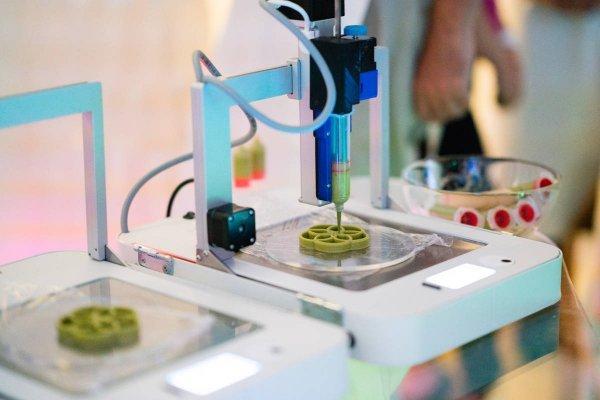 Ученые напечатали на 3D-принтере грибы, которые могут производить электричество