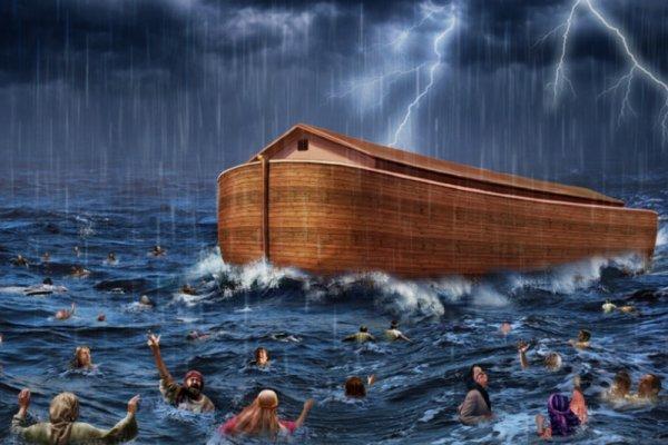 Библейская история о Ное нашла новое научное подтверждение