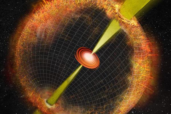 Эксперты оценили потенциал гамма-излучений в космосе.