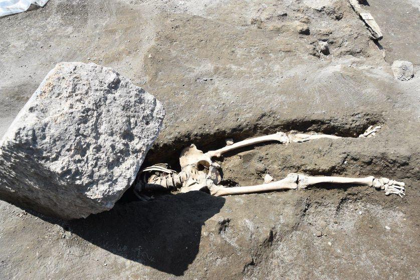 Раскопки в Помпеях: новые подробности трагедии