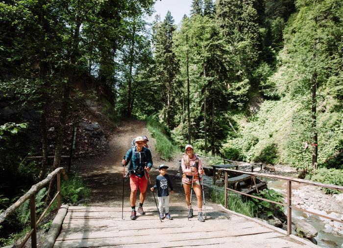 Новые отраслевые стандарты устойчивого развития туристской инфраструктуры апробируют в Сочи на курорте