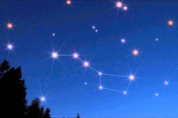 Полярная звезда и легенда о созвездиях Большой и Малой медведиц