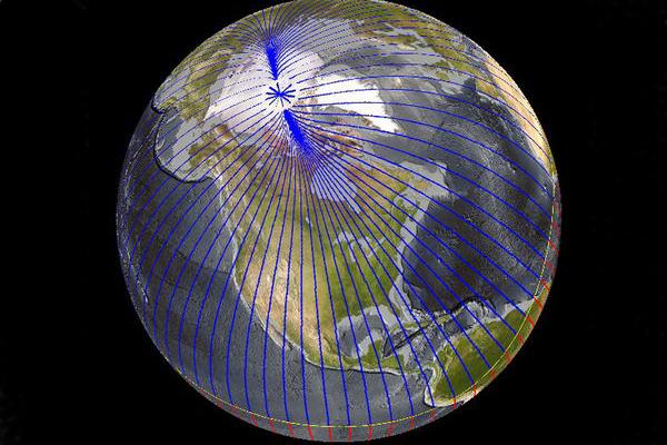 Магнитные полюса Земли движутся быстрее, чем ожидалось
