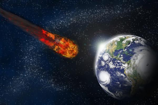 Мы живем в эпоху высокочастотных ударов астероидов