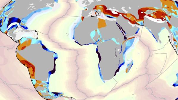 Под Европой был обнаружен древний континент
