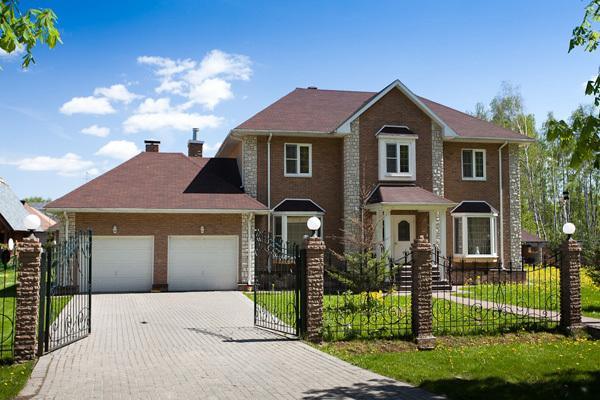 Цены на частные дома в регионах упали на 8,7% сначала года