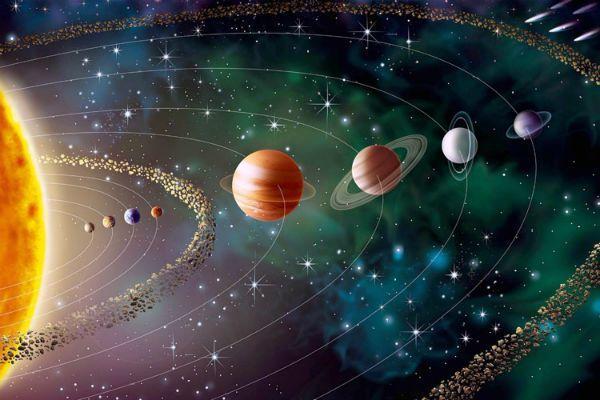 Есть ли генетическая связь между Марсом и Землей?