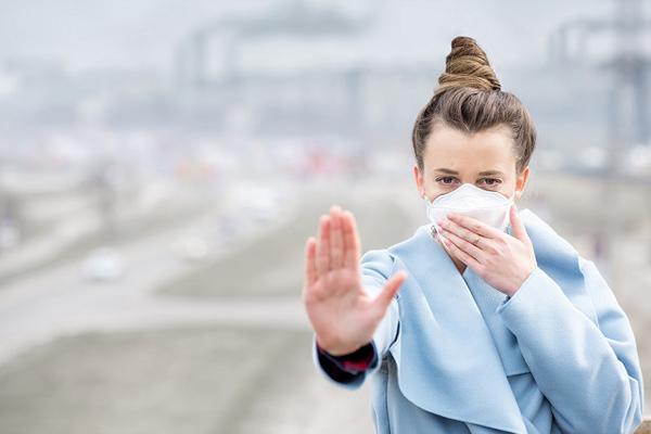 Как влияет загрязненный воздух на здоровье человека?