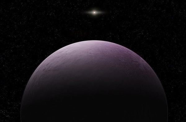 Найдена самая далекая карликовая планета в Солнечной системе