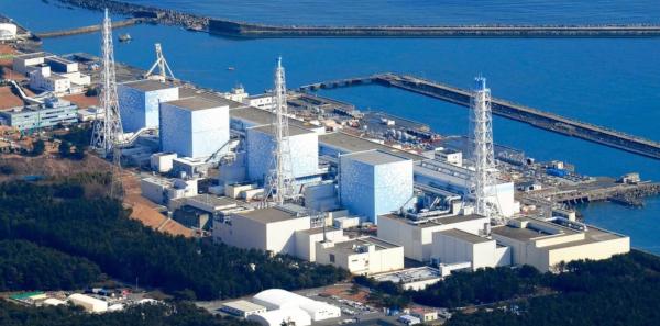 В Японии хотят слить в Тихий океан радиоактивную воду Фукусимы