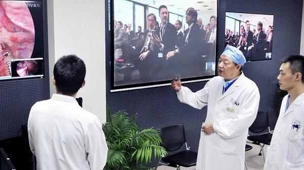 В Китае впервые проведена удаленная операция на мозге через 5G