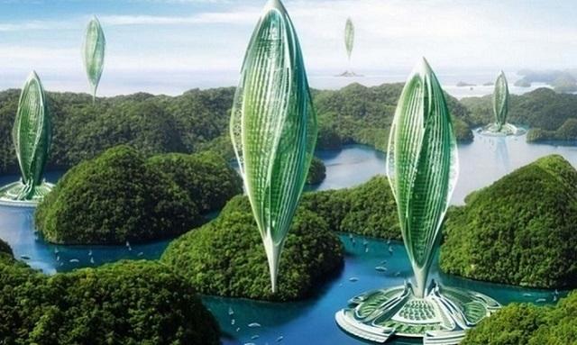 Технологии будущего: а казалось бы просто зеленые водоросли
