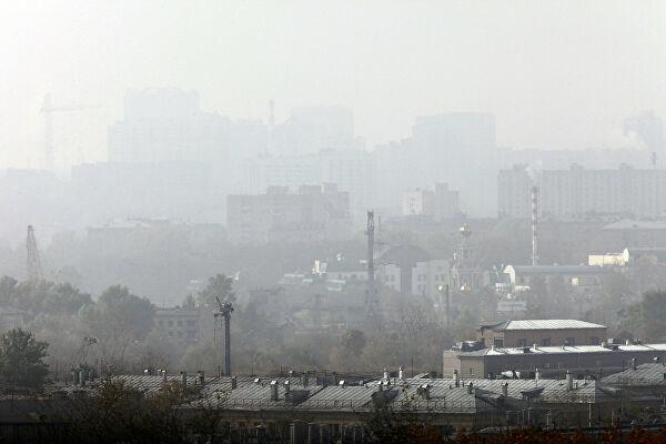 МЧС предупредило жителей Астрахани о возможном запахе гари