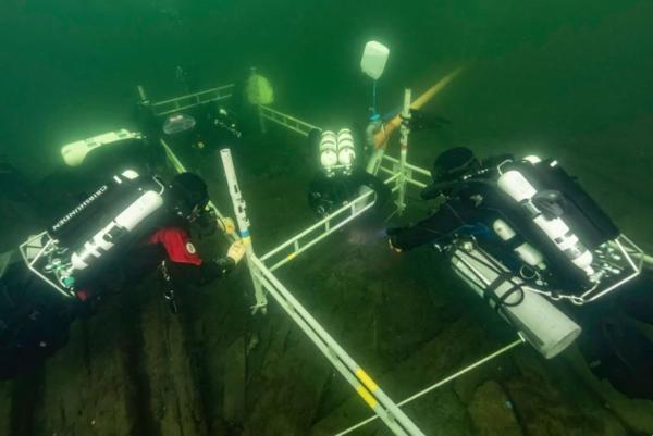На дне Балтики обнаружили датский корабль, затонувший в XV веке