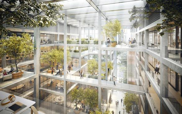 Архитекторы из Великобритании разработали проект