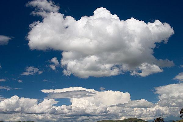 Почему на Земле исчезают облака