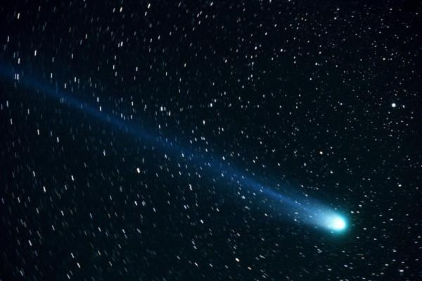 Астроном из России открыл первую в мире межзвездную комету