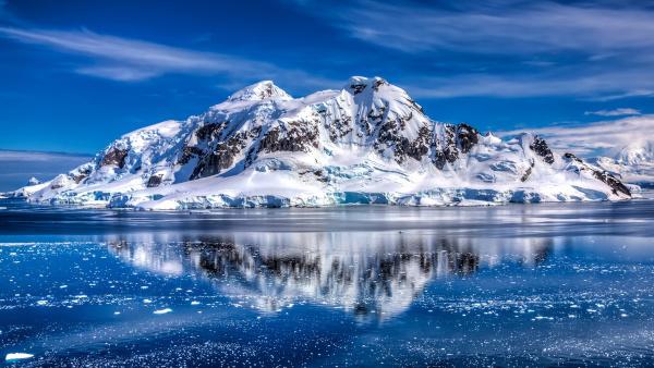 В снегах Антарктики обнаружили пыль сверхновых звёзд