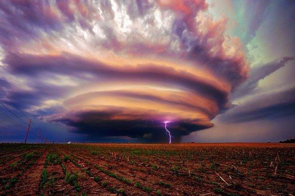 Шесть потрясающе красивых феноменов природы