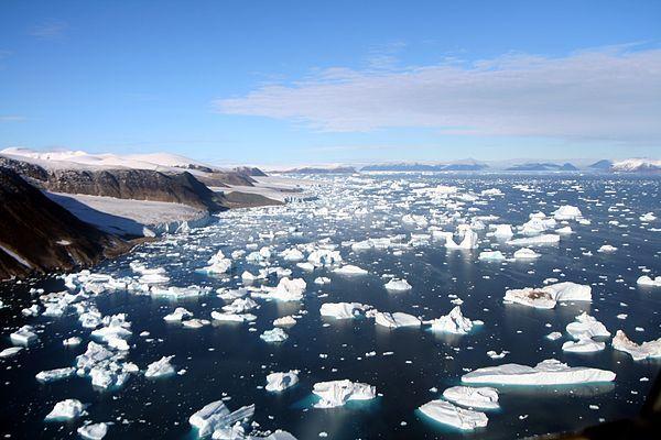 Еще немного интересного о Северном Ледовитом океане
