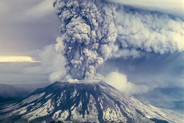 Гора Святой Елены - самый активный вулкан в Каскадном хребте