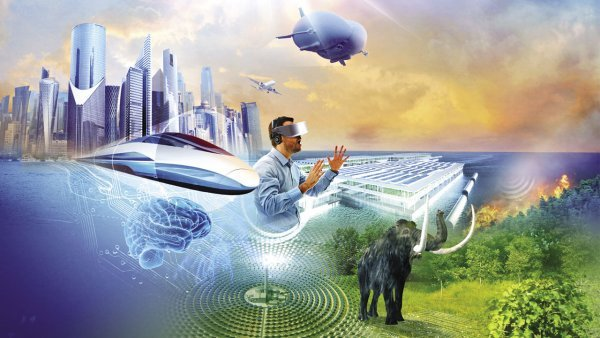 Как телекоммуникации меняют мир