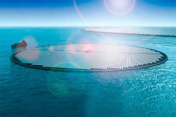 Создан инновационный опреснитель воды на солнечных батареях