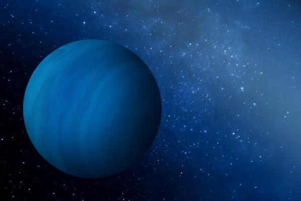 Планета Нептун: 6 интересных фактов о ней Нептун - холодная голубая планета с кольцами, состоящая из аммиака, метана и воды