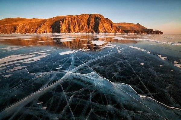 Озеро Байкал: интересные факты