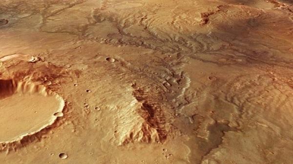 Планетологи: куда пропали марсианские реки, мы пока не знаем