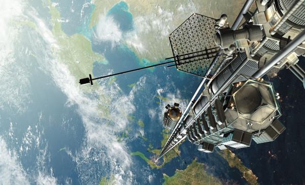 Американские специалисты признали возможным создание космического лифта