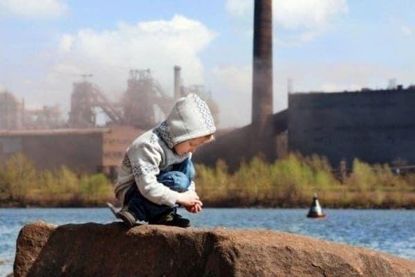 300 миллионов детей дышат токсичным воздухом