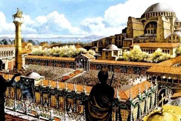 Помогло ли изменение климата разрушить Византию?