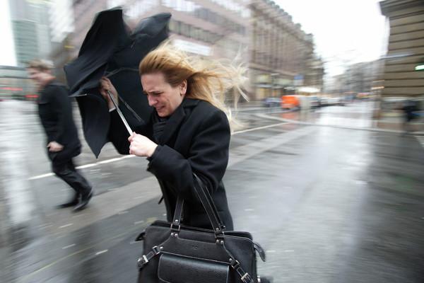 Люди привыкли к экстремальной погоде
