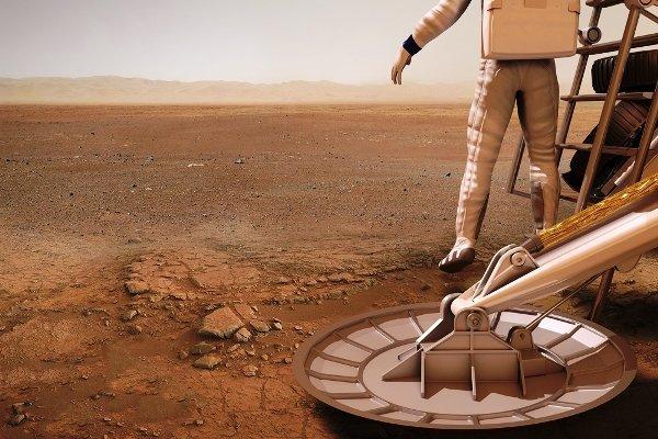 Сотрудница NASA рассказала о приземлении человека на Марсе