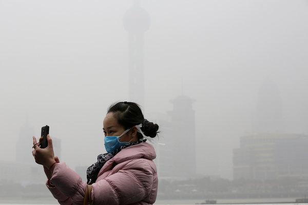 Грязный воздух может увеличить риск ожирения